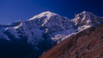 From about 5100m on a ridge NE of Jangothang campBronica ETRSi, 50mm, Fuji Velvia