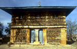 This is said to be the oldest church in Ethiopia, built in the 6th centuryNikon F5, 17-35mm, Fuji Velvia 100