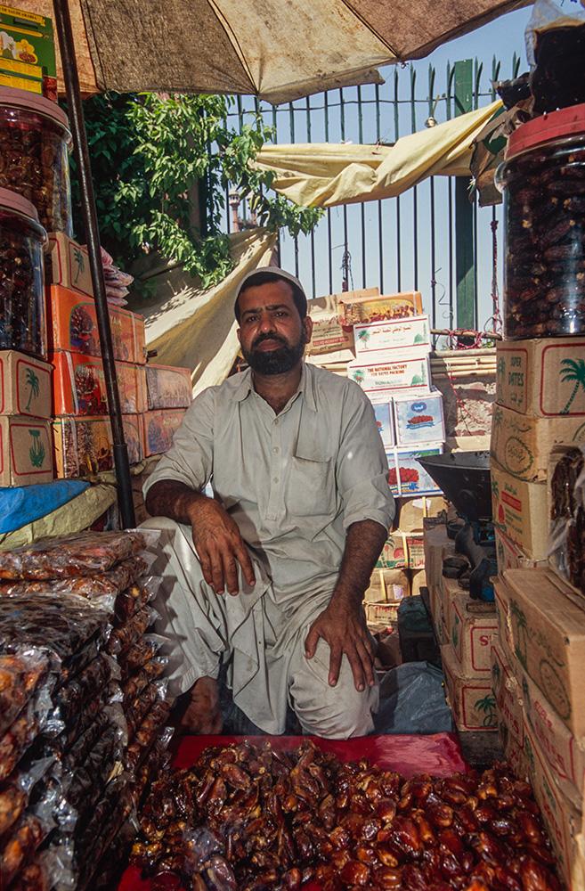 Date Seller - Old Delhi