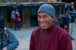 Lama at this school in the Suli Gaad valley, which is partly financed by Tapriza Projects, Switzerland, and by the Friends of Dolpo in the USA