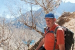 On the trail above Phoksundo Tal, Dolpo