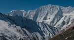 From the Kang La (5360m)