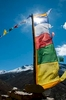 Prayer Flags at Shey Gompa, Dolpo