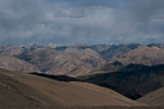 A view north from the Shey La (5000m) - the high pass between Shey and Saldang in Dolpo