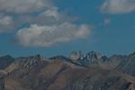Peaks north of Saldang, Dolpo