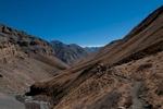 From the Jeng La, heading to Dho Tarap