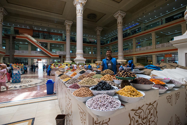 Dushanbe Market
