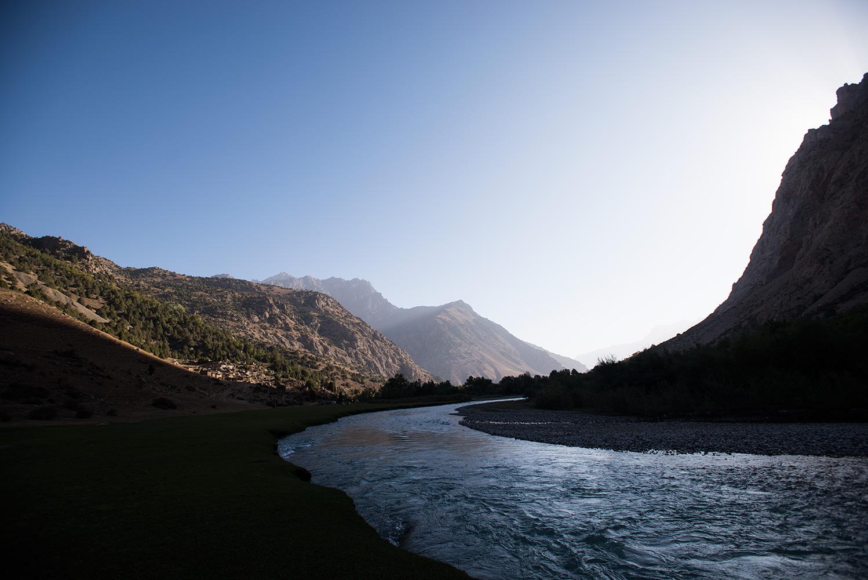 Iskander Kul Lake