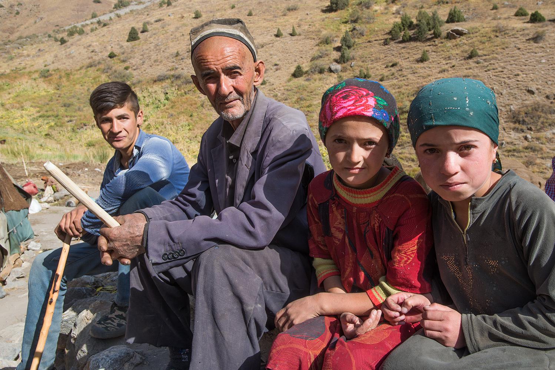 Nomads at Akhmat