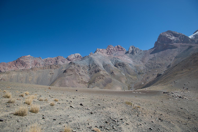View from Akhmat Pass