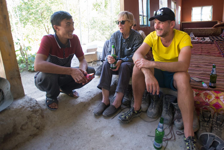 Faisiboi, Sarah & Florian