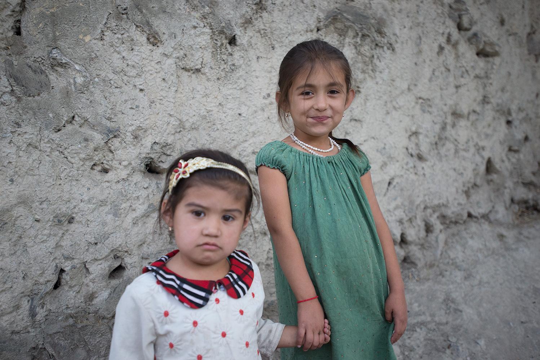 Guitan Village kids