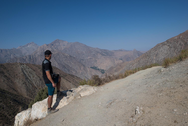 Guitan (Igrok) Pass - 2600m