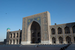 Tillya Kari Madrassah, Samarkand