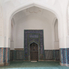 Kussan ibn Abbas MasjidThe mihrab
