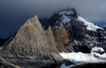 At the head of the Valle FrancesNikon FM2, 105mm, Fuji Velvia