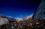 With Gasherbrum IV on the horizon