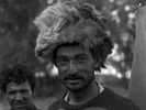 Portrait of Ghulam Mohammed, an expedition cook working for Baltistan Tours