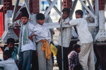 Porters at Haridwar Station, Uttarakhand