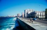 Havana's iconic seafront promenade