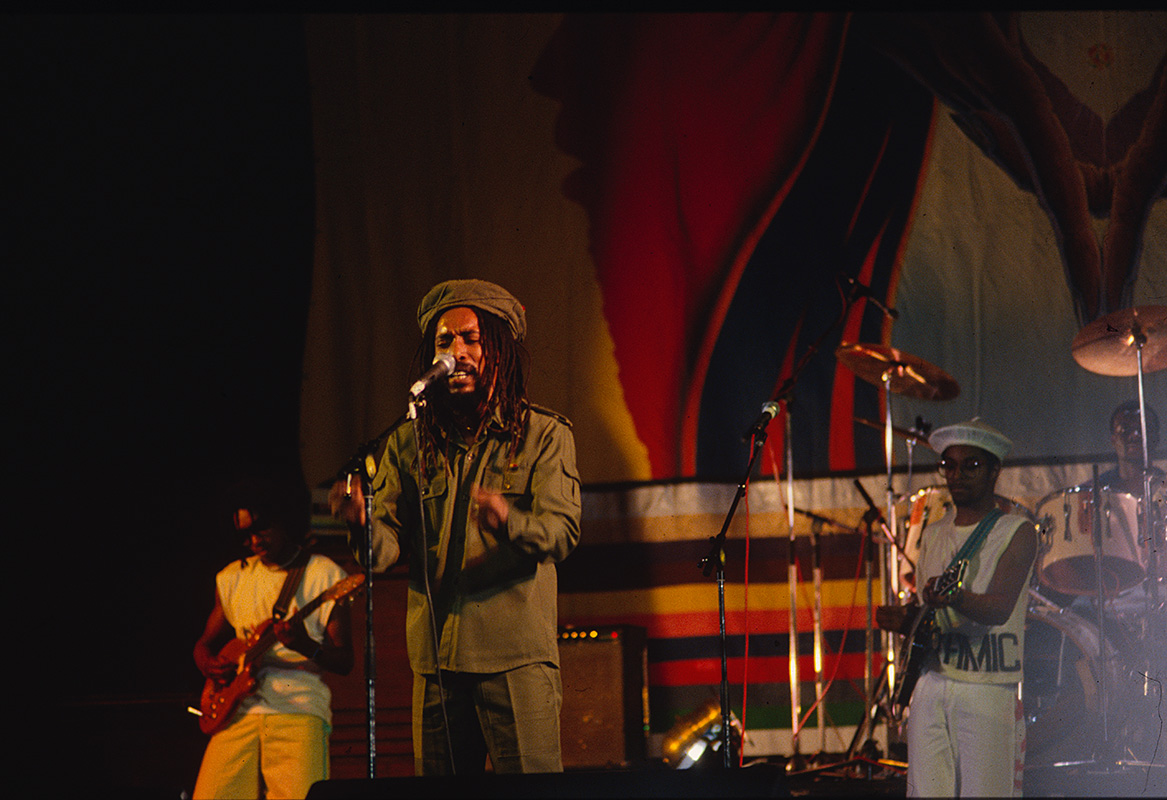I Jah Man Levi @ The Astoria 1982