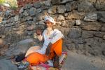 Sadhu at Rishikesh, Uttarakhand