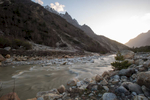 At Chirbasa, above Gangotri