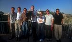 Michael Wood, cameraman Jeremy Jeffs and the MayaVision / Highlight films teamNikon F5, 17-35mm, Fuji Velvia 100