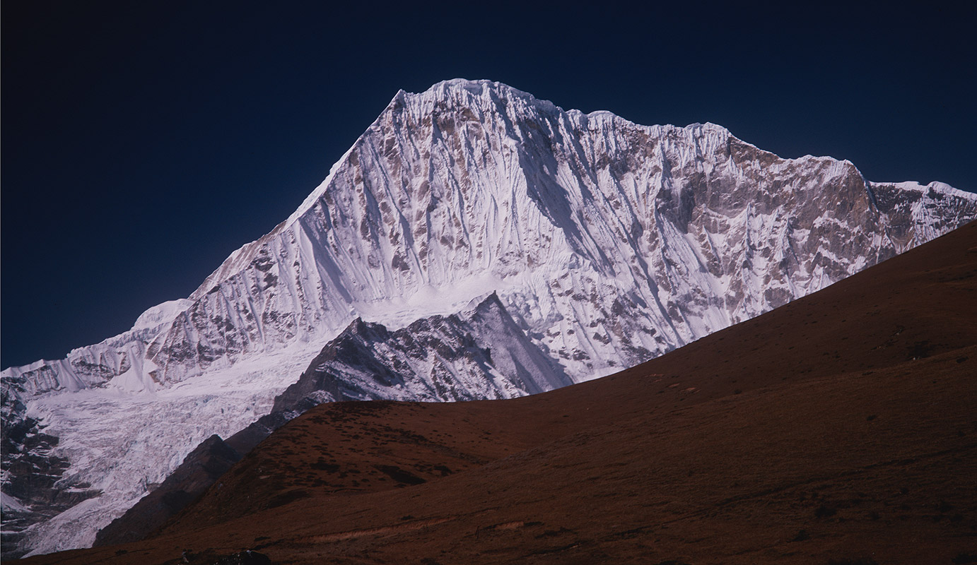 From Lingshi, BhutanBronica ETRSi. 150mm, Fuji Velvia