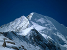 Seen from Kagmara Ri, a small peak above the Kagmara LaBronica ETRSi, 150mm, Fuji RDP