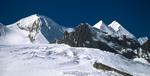 Seen from Kagmara Ri, a small peak above the Kagmara LaBronica ETRSi, 50mm, Fuji RDP