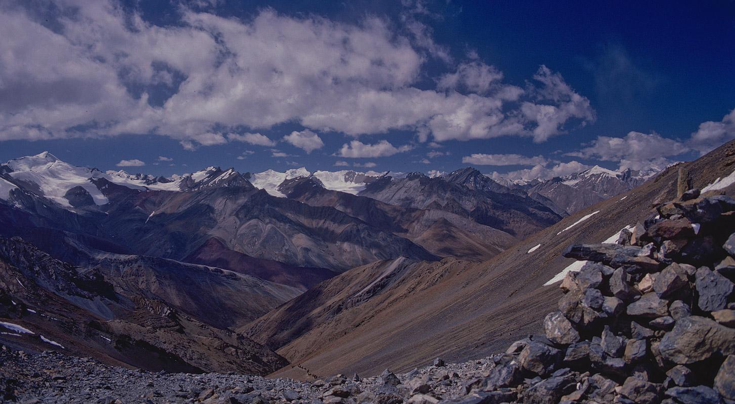 Zanskar, IndiaCanon A1, 28mm, Kodachrome