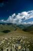 The foothills below Khan TengriNikon FM2, 24mm, Fuji Velvia