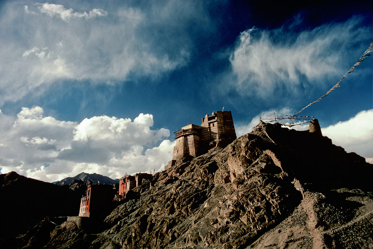 Above Leh in the Indus Valley, LadakhCanon A1, 28mm, Kodachrome 64