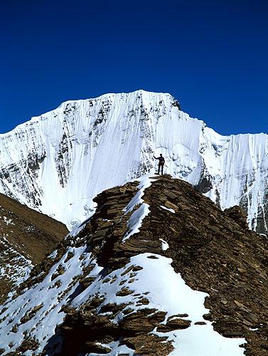 Seen from above the Kagmara LaBronica ETRSi, 150mm, Fuji RDP