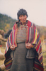 Woman at this village below Thanza in the Mo Chhu valley. Altitude is 3700mNikon FM2, 50mm, Fuji Velvia