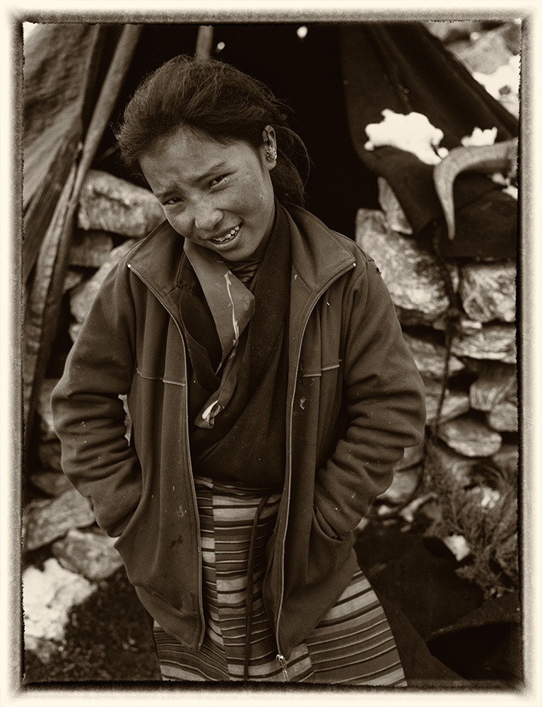 Lhonak, Ghunsa, NE Nepal