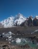 From the Baltoro glacier near Shokspong