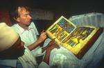 At Debre Damo monastery, Tigray, EthiopiaNikon F5, 17-35mm, Fuji Velvia 100This image © Maya Vision International 2004