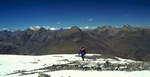 A view across inner Dolpo towards TibetBronica ETRSi, 50mm, Fuji RDP