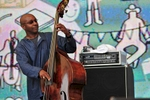 Bass player in Pharoah Sanders' band