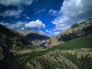 This lake marks the southern boundary of Shey-Phoksundo National ParkBronica ETRSi, 50mm, Fuji RDP