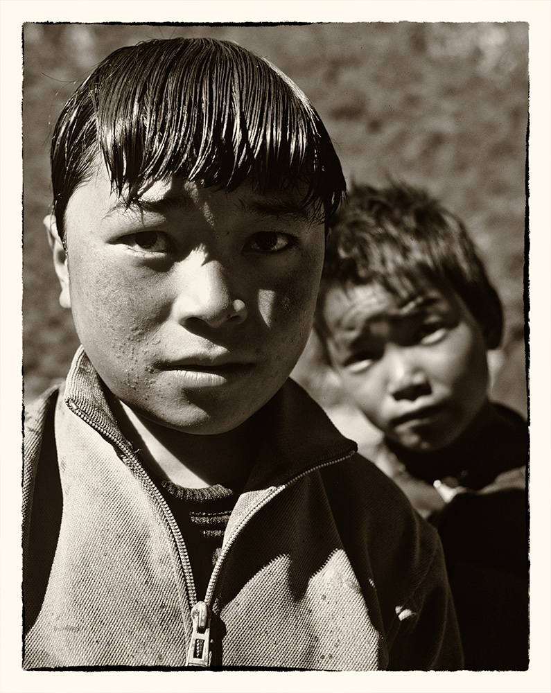 Phole Village, Ghunsa, NE Nepal