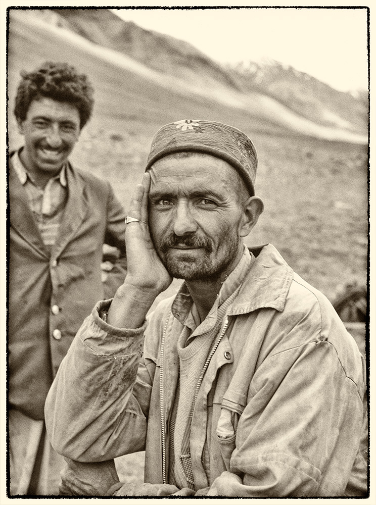 Karambar, Upper Chitral, NWFP, Pakistan