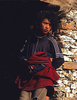 Bon-Po is the ancient religion of Tibet which pre-dates the arrival of Buddhism in the country. It is still practiced, particularly in the Dolpo regionBronica ETRSi, 75mm, Fuji RDP