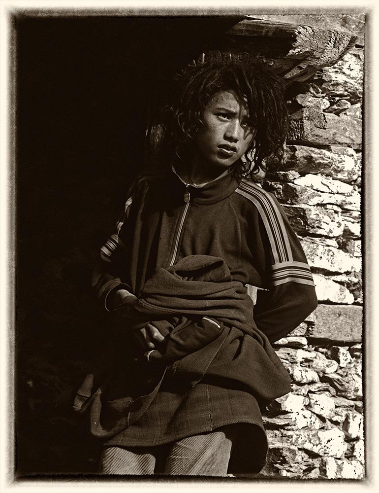 Ringmo Gompa, Dolpo, NW Nepal
