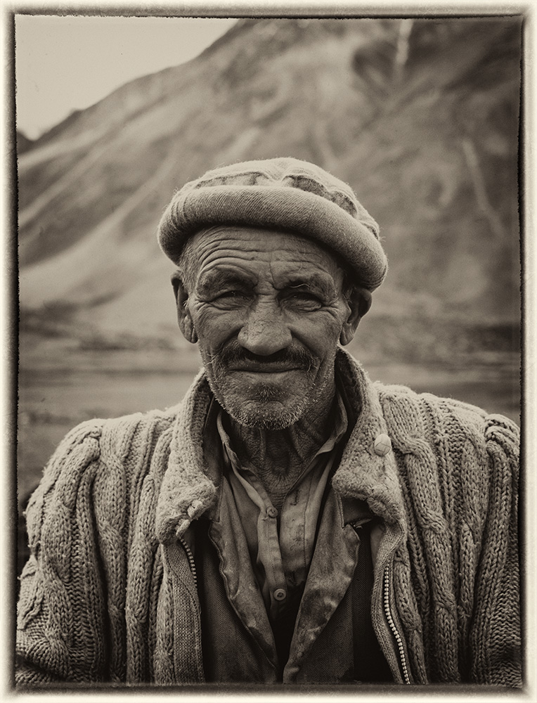 Sain Ali at Qui Quildi, Upper Chitral, Pakistan
