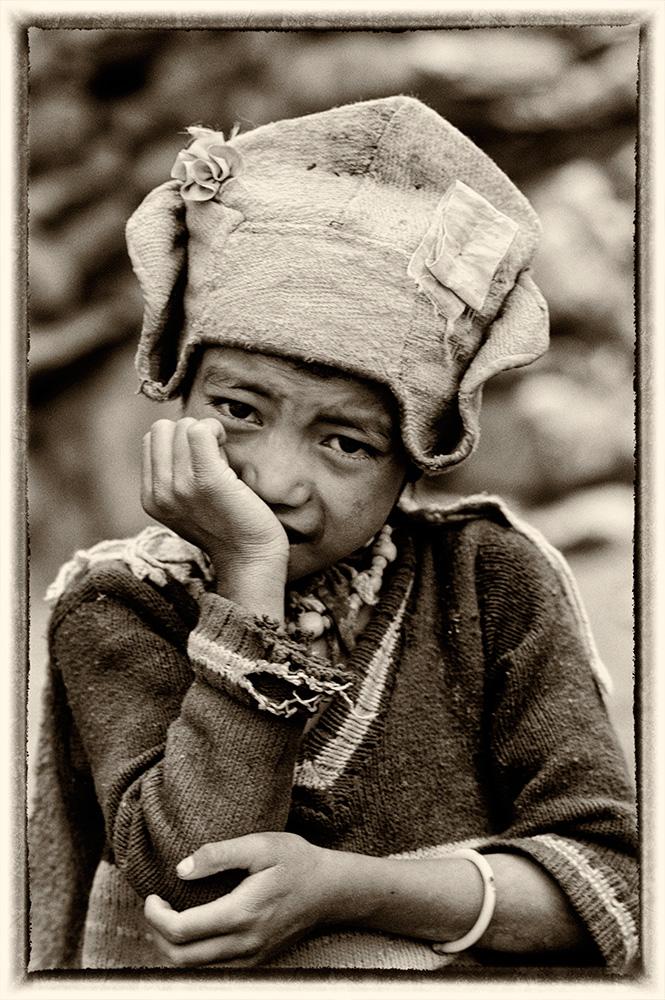 Seni Gompa, Zanskar, India