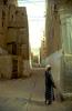 Street-scene in the old walled townNikon F5, 17-35mm, Fuji Velvia