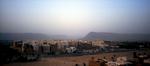 Dusk over the old walled town. Pure Arabian magic!Nikon F5, 17-35mm, Fuji Velvia 100